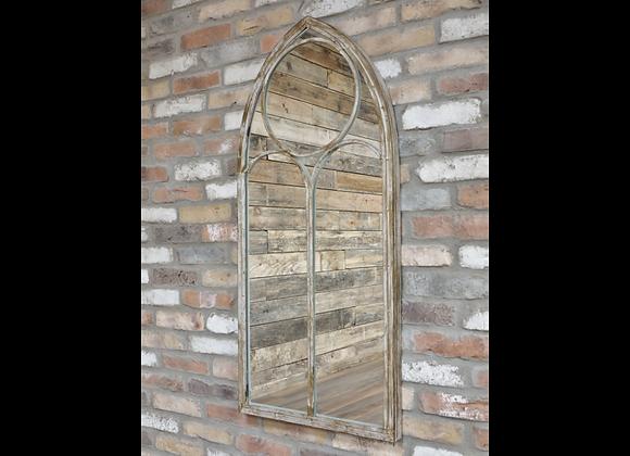 Large Arch Garden Mirror 122cm Indoor / Outdoor Vintage Romance