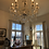 Thumbnail: Large Beautiful Crystal 12 Branch Shallow Chandelier