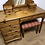 Thumbnail: Vintage Ducal Dressing Table with Mirror and Stool