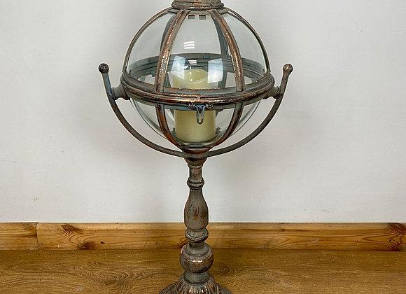 Floor Standing Candle Lantern