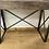 Thumbnail: Industrial Wood Effect Desk / Console
