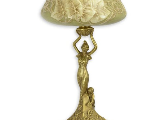Bronze Mounted Porcelain Centre piece