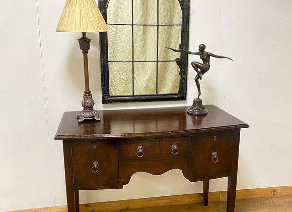 Regency Style Vintage Sideboard with key