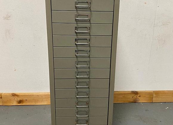 Triumph 15 Drawer Metal Filing Cabinet