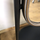 """Thumbnail: Black and Gold """"Orwell"""" Mirror and Rail Dressing Unit"""