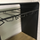 Thumbnail: Industrial style metal and wood bar unit / drinks cabinet