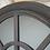 Thumbnail: Large Mirror Arched Window Shape Dark Grey Finish