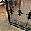 Thumbnail: Black Iron Fire Screen 3 Panel Fire Guard Surround