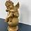Thumbnail: Large gold sleeping cherub