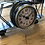 Thumbnail: Industrial Style Desk/Mantel Aeroplane Clock - Postage Available
