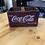 "Thumbnail: Medium Vintage Style Crate ""Coca Cola"" Storage Box 26cm"