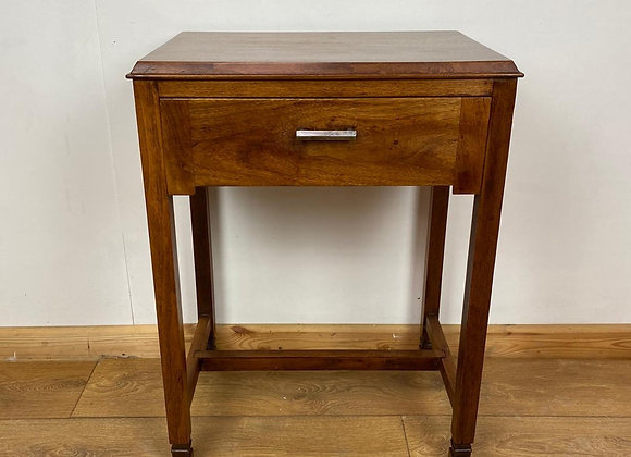 Antique Art Deco A.B. Radio Table