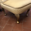 Thumbnail: Vintage Gold Bedroom Chair