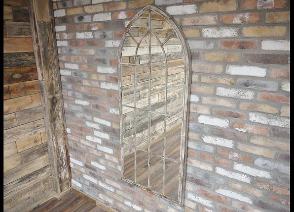 Large Arch Garden Mirror 159cm Indoor / Outdoor Vintage Romance