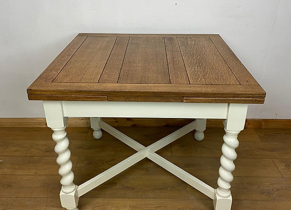 Beautiful Refurbished Antique Draw Leaf Table