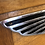 Thumbnail: Large Aluminium Aston Martin Wall Plaque