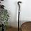 Thumbnail: Aluminium Walking Stick Serpent