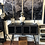 """Thumbnail: Stunning Black and Antique Gold """"Orwell"""" Cabinet / Sideboard"""