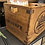 "Thumbnail: Wooden Crate Large ""Vintage Vinyl"" LP Record Storage Box"