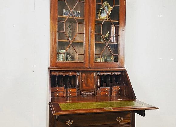 Rococo Style Bureau Bookcase