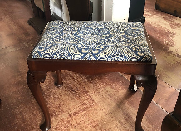 Beautiful Antique Dressing Table Stool