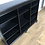 Thumbnail: Large Vintage freestanding bookcase