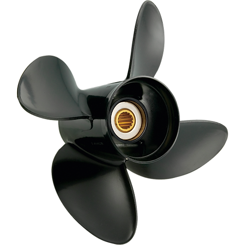 SOLAS 2413-130-15 (OMC) 13 x 15 4-Blade Aluminum Propeller