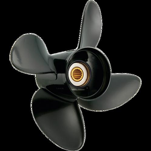 SOLAS 8613-145-17 (Volvo SX) 14.5 x 17 4-Blade Aluminum Propeller
