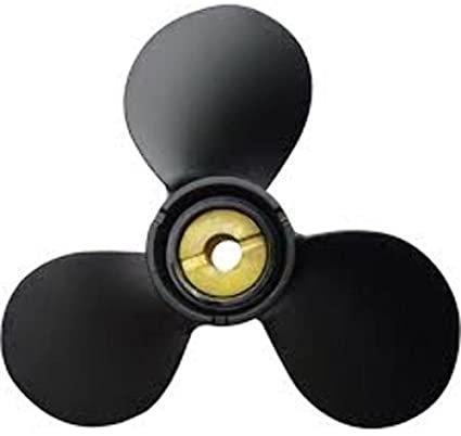 SOLAS 2111-090-10S (OMC) 9 x 10 3-Blade Aluminum Propeller