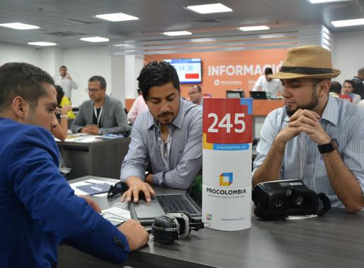 Abiertas inscripciones para empresas colombianas como oferentes en la rueda de negocios +CTG