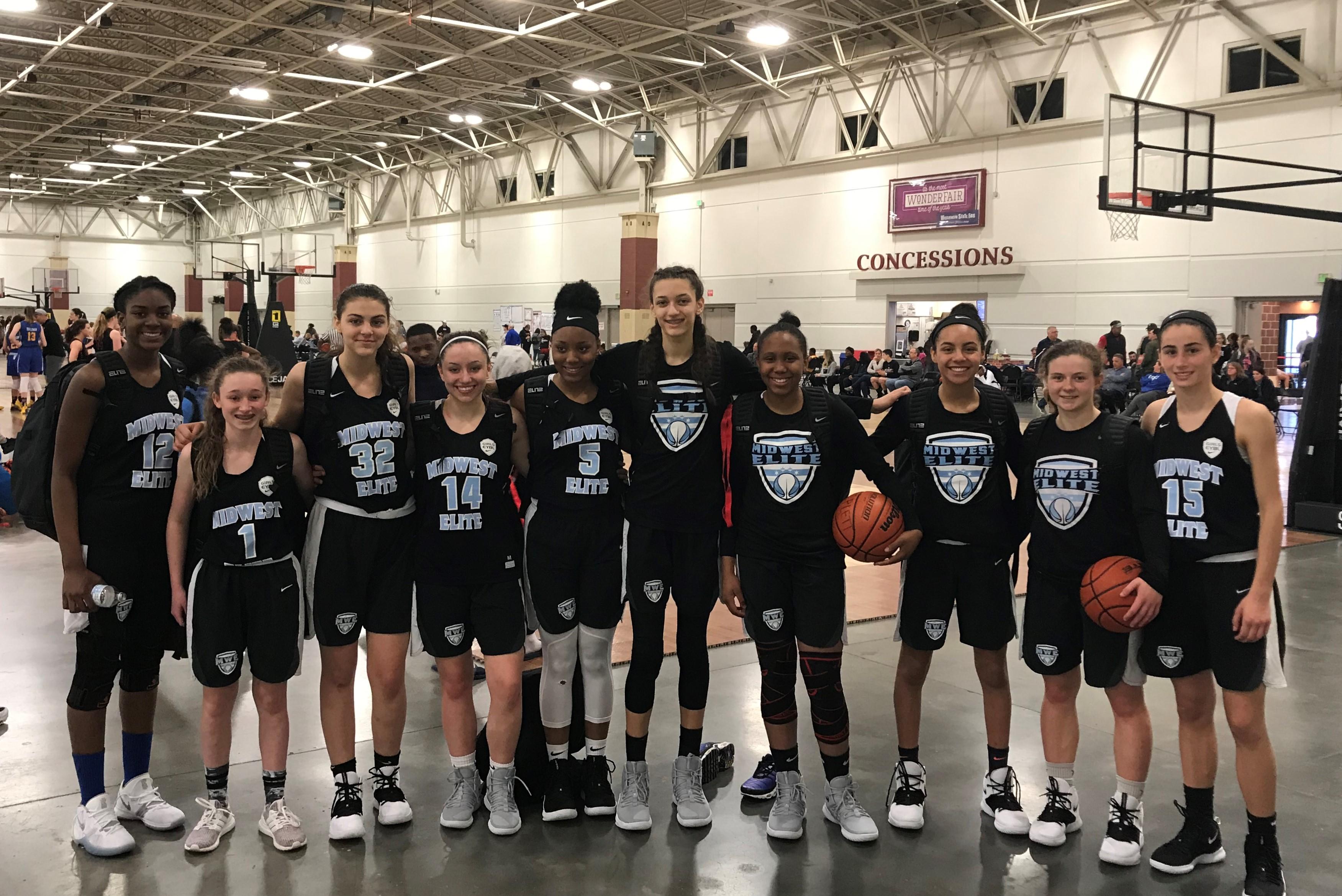 Midwest Elite Girls Basketball