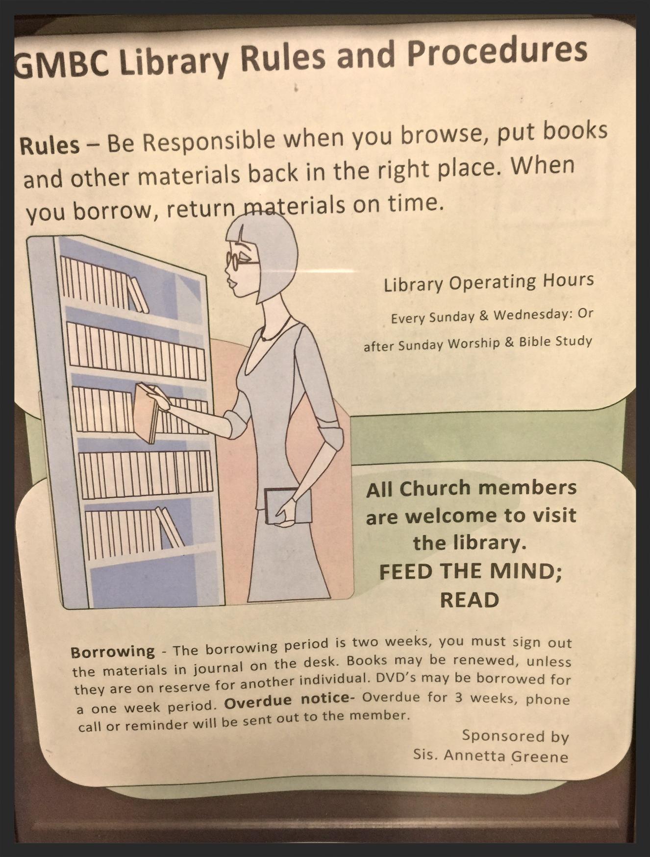 GMBC library