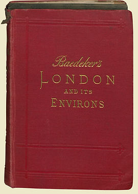 Baedeker's London and its Environs