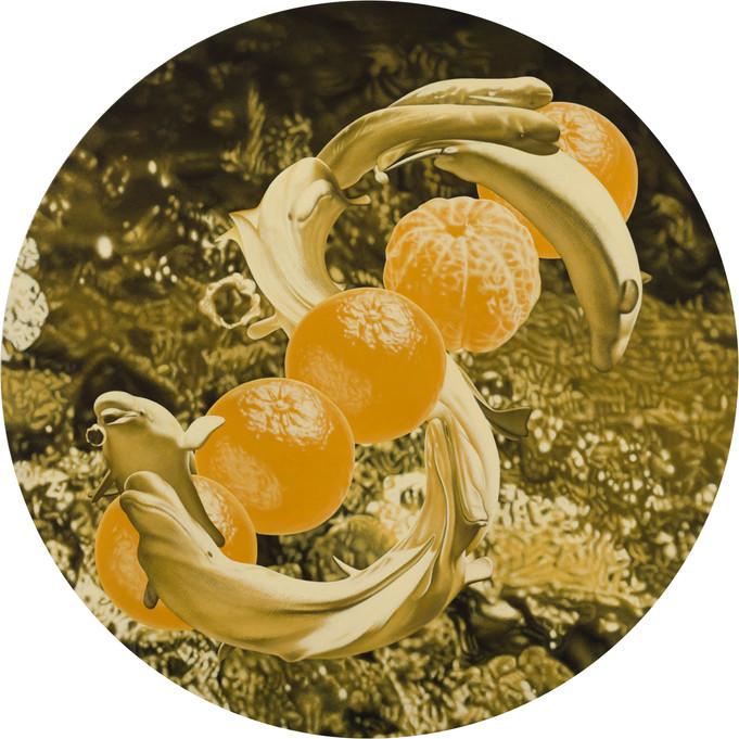 鯨鯨鯨鯨鯨…、五橘 01 / Whale, Whale, Whale, Whale, Whale…(Truly, Truly, Truly, Truly, Truly…), Five Oranges  (Rich) 01