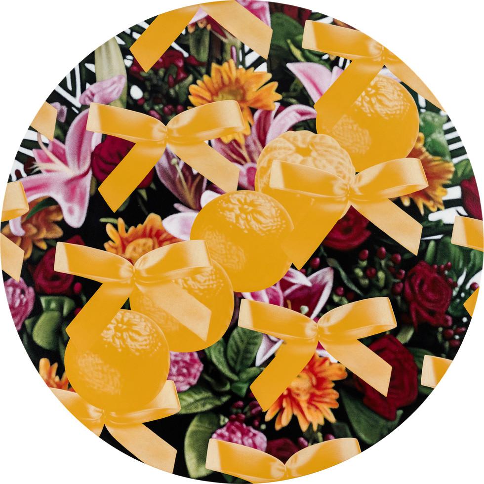 五橘、花 03 / Five Oranges, Flower 03