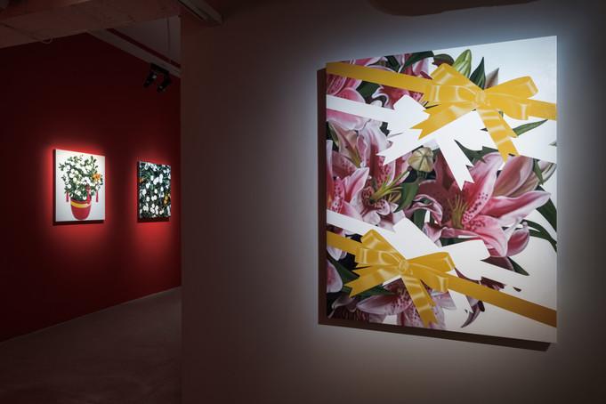 花好花滿-百合 IV/Blossom Full of Flowers-Lily IV