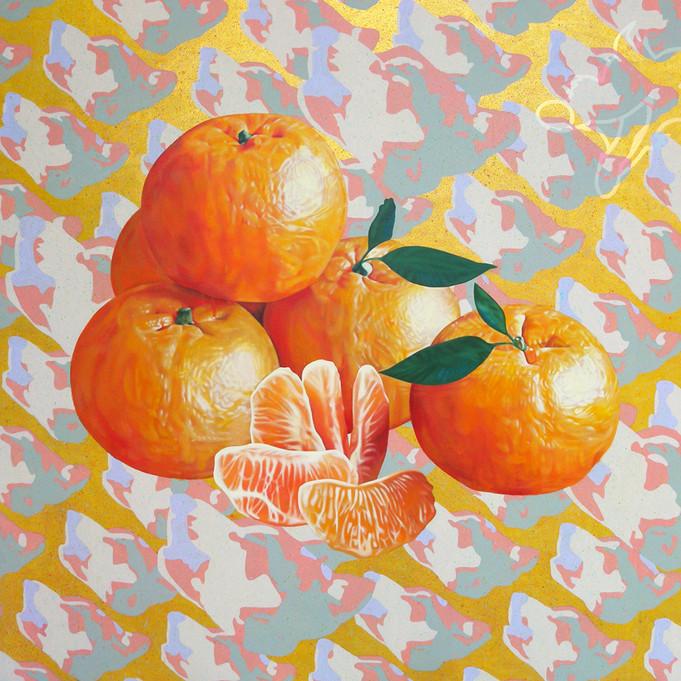 五橘、狼 / Five Oranges, Wolves
