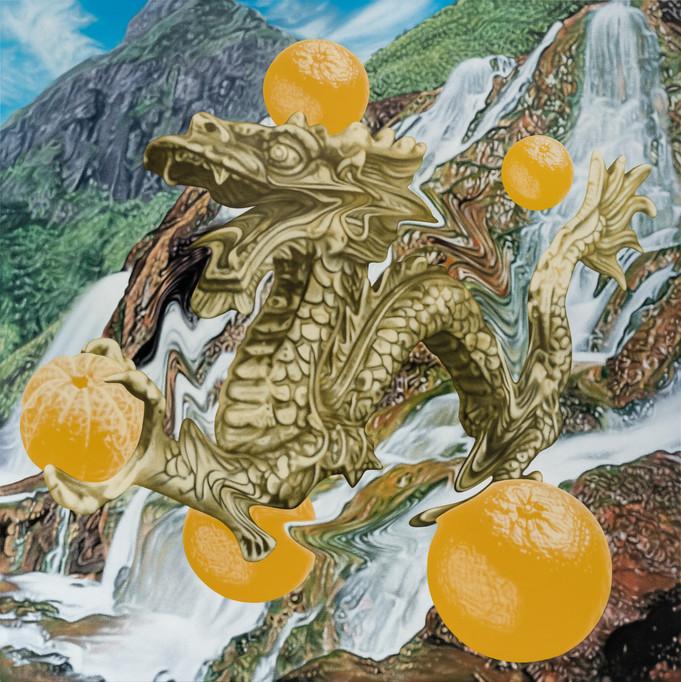 龍、五橘 / Dragon(all), Five oranges(Rich)