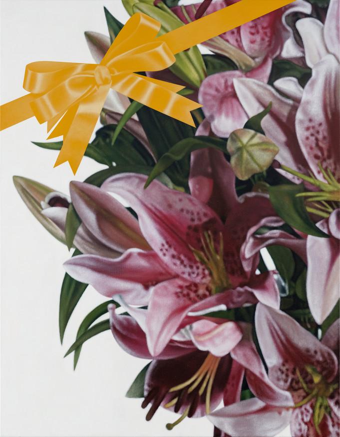 花好花滿-百合 I/Blossom Full of Flowers-Lily I