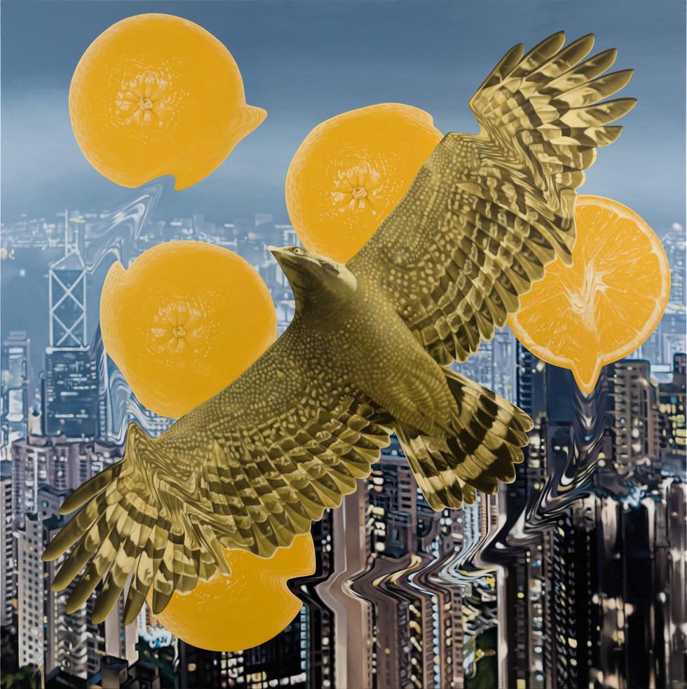 鷲、五橘 / Eagle(Super), Five oranges(Rich)