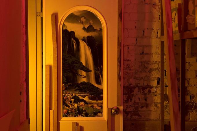 主殿-觀瀑亭/Main Hall - The Toilet