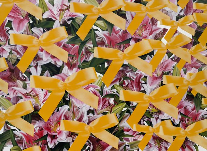 花好花滿-百合 V/Blossom Full of Flowers-Lily V