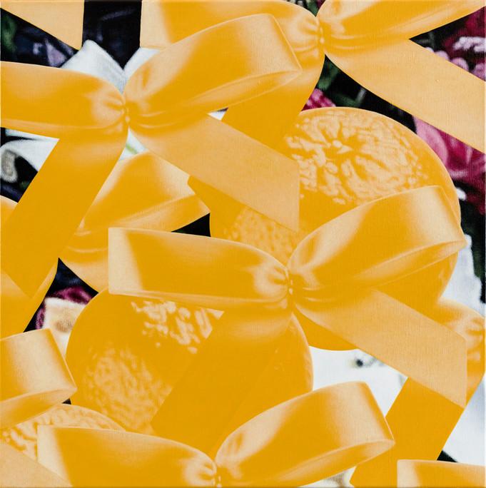 五橘、花 01 / Five Oranges, Flower 01