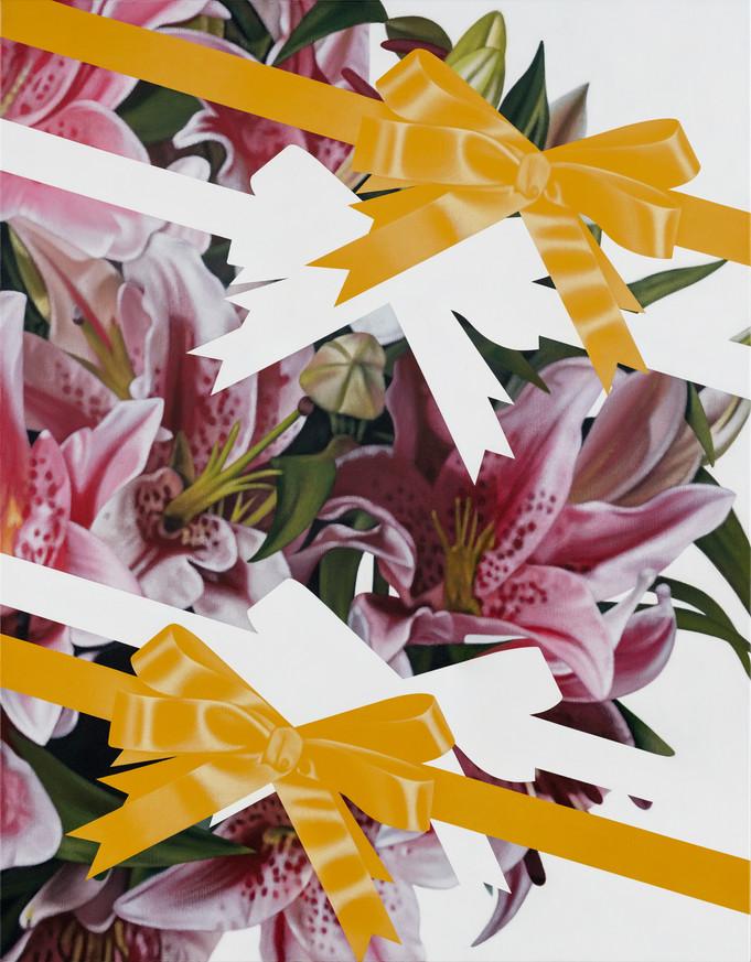 花好花滿-百合 III/Blossom Full of Flowers-Lily III