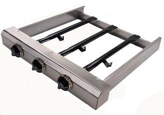 Módulo queimador gás tubular - MGT600 - Opcional para linha FLEX-600