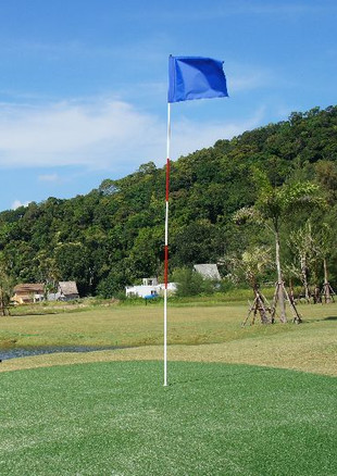 The course has been designed to meet stringent regulations laid down by FIPPA, the governing body for pitch & putt courses worldwide. What this means in effect is that the course could be used for competitions or even be used as a host course on the Asian Pitch & Putt Tour ( Yes, there is one.)
