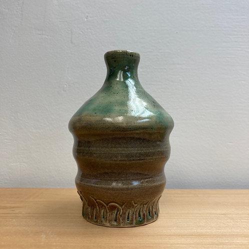 """5"""" Green Grass Bottle"""