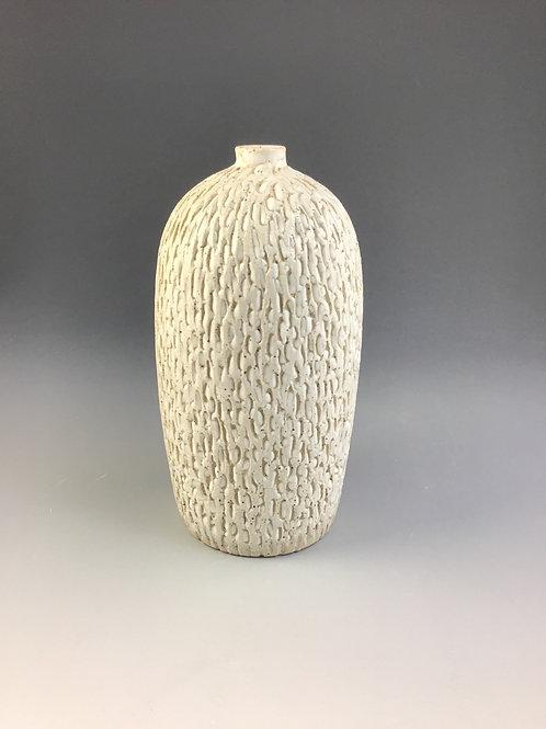 """Textured Vase  5""""  by Aura"""