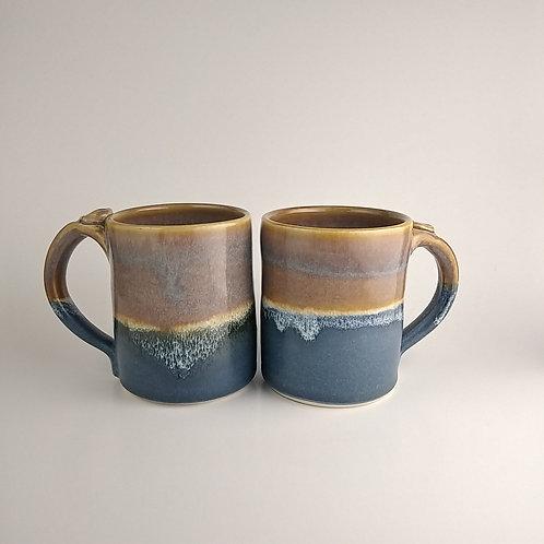 Sand and wave mug by Bari