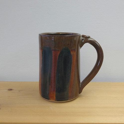 Sturdy stone ware mug 5 inch